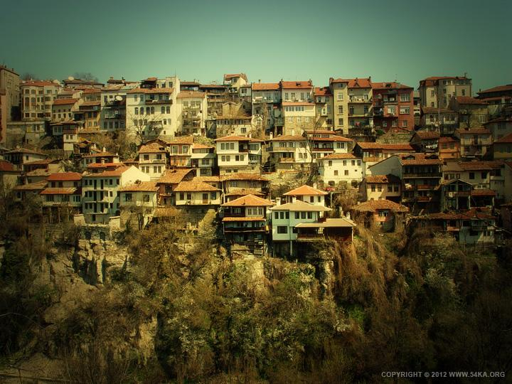 Veliko Tarnovo II - 54ka [photo blog]
