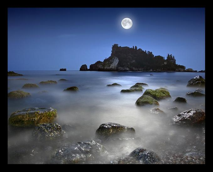 Magic Moonlight: Photo by Photographer Luigi Parisi - photo.net