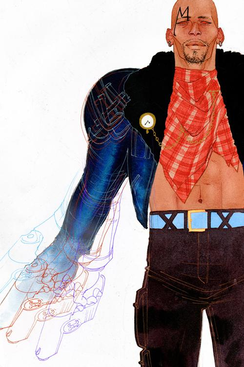 X-Men Couture / Kevin Wada / Max Wittert (UPDATED)