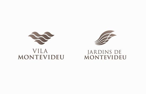Brand Identity: Villa Montevideu and Montevideu Gardens | Daily Inspiration