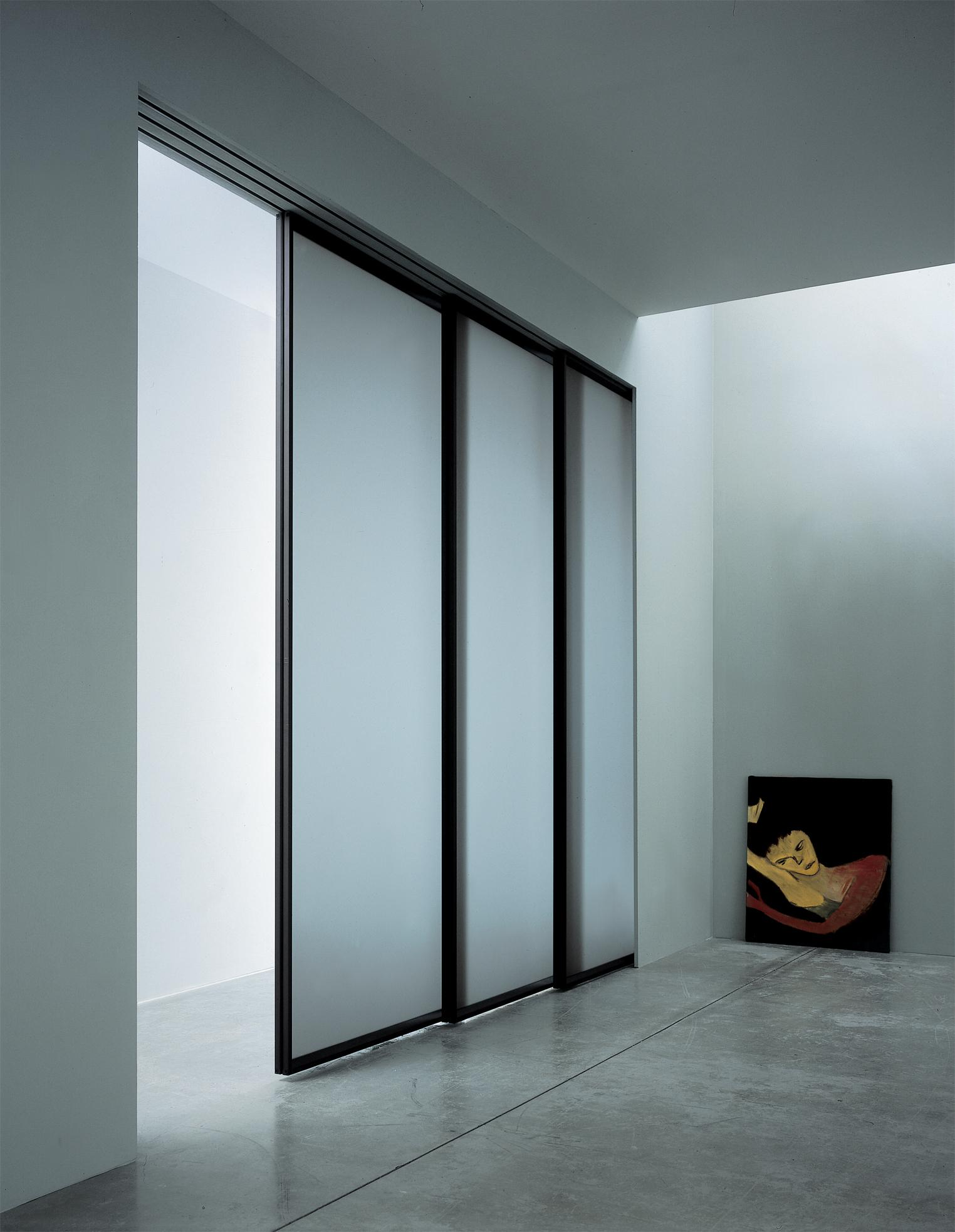 Modernus Aluminum and Glass Sliding Doors | productFind | InteriorDesign.net