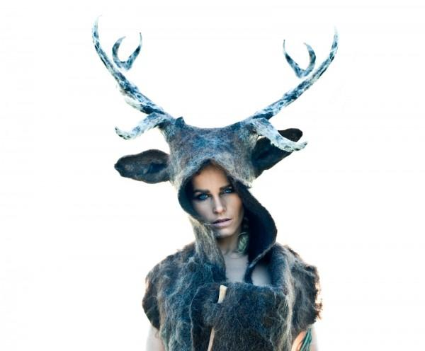Barbara Keal's Animal Felt Hats | Trendland: Fashion Blog & Trend Magazine