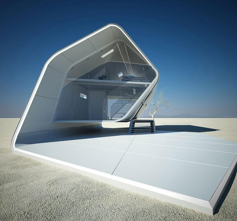 California Roll House11 - Fubiz ™