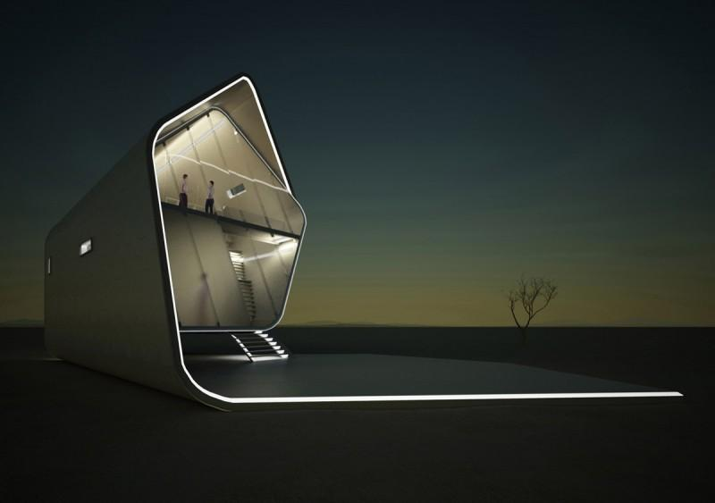 California Roll House1 - Fubiz ™