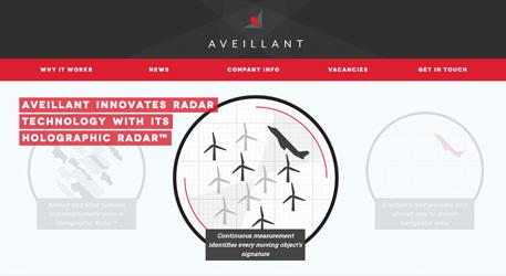 The Best Designs / Best Web Design Awards & CSS Gallery » Aveillant