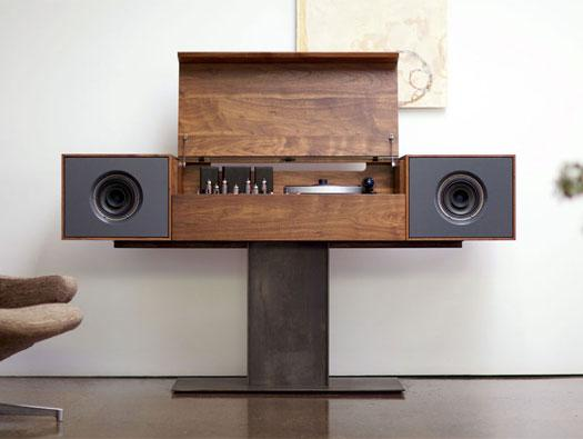 Modern Record Console by Blake Tovin and Matt Richmond