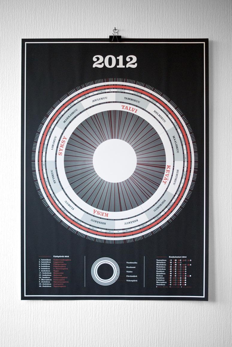 FPO: Poster Calendar 2012