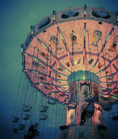 Photography Inspiration / carousel