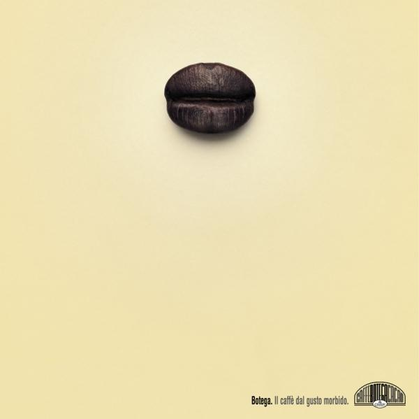 Creative Minimalist Ads: 55 Cleverest Prints