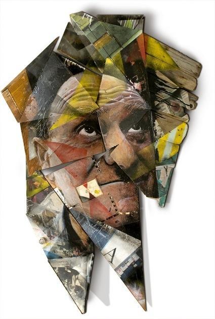 Asbestos - Dublin, Ireland Artist - Installation Artists - Painters - Street Artists - Artistaday.com