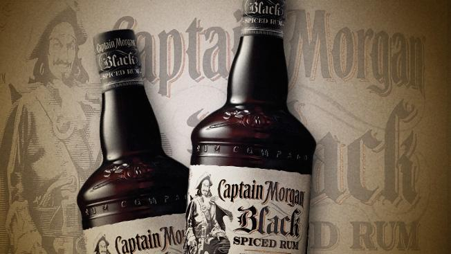 Captain Morgan Grows Up a Little With its Darker and Bolder Black Rum | Adweek