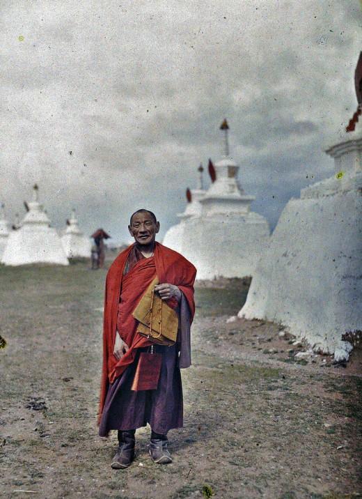 Mongolië 100 jaar geleden « Froot.nl