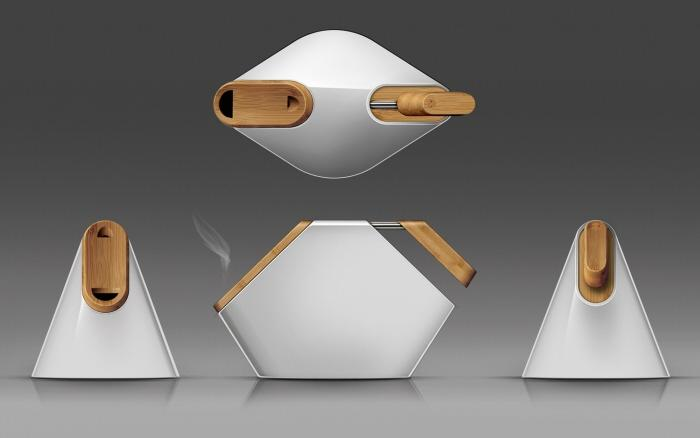 Teakettle concept by mike serafin at Coroflot