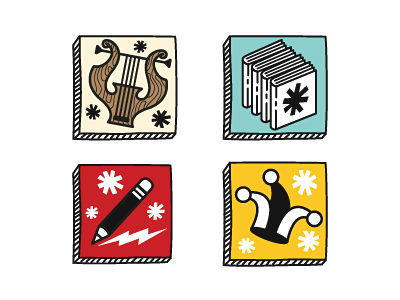 Achievement Badges by Michael Spitz
