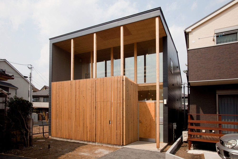 Architecture Photography: House with Futokoro / Mizuishi Architects Atelier - House with FUTOKORO / Mizuishi Architects Atelier (179423) - ArchDaily