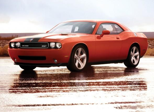 Dodge Challenger SRT8 (2008)