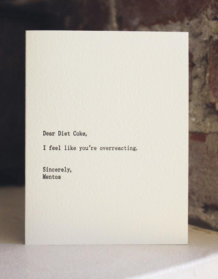 Dear blank, please blank | iGNANT
