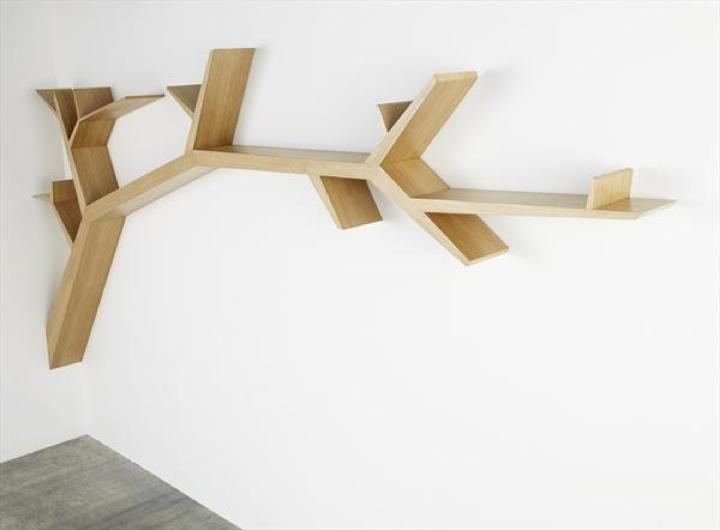 Branch Bookshelf | iGNANT