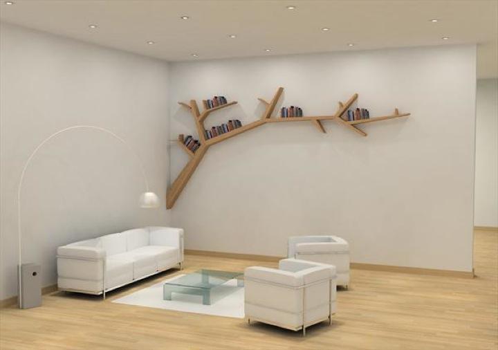Branch Bookshelf   iGNANT