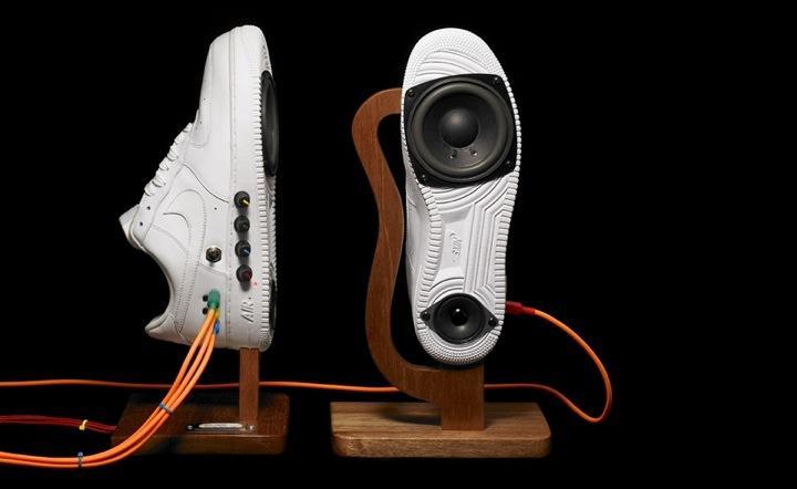 Sneaker Speakers | iGNANT