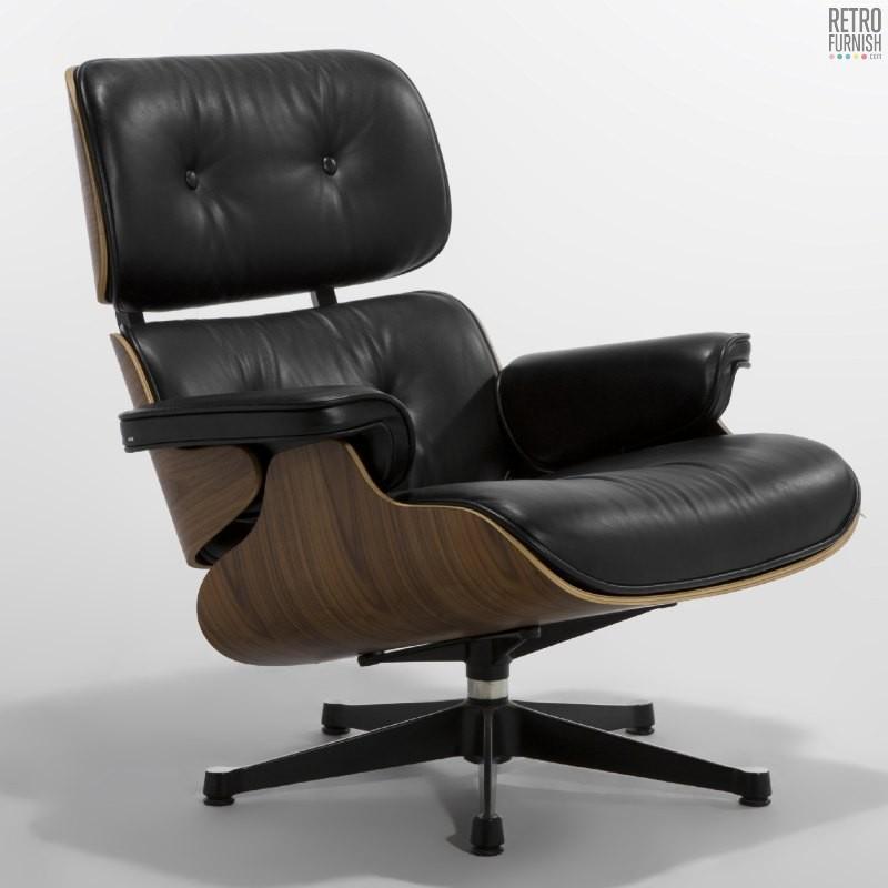 Lounge Chair Classic geinspireerd door Charles Eames