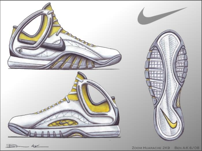 Huarache 2K9 by Ben Adams-Keane at Coroflot