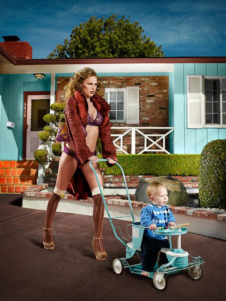 Subversive Housewives on Fashion Served