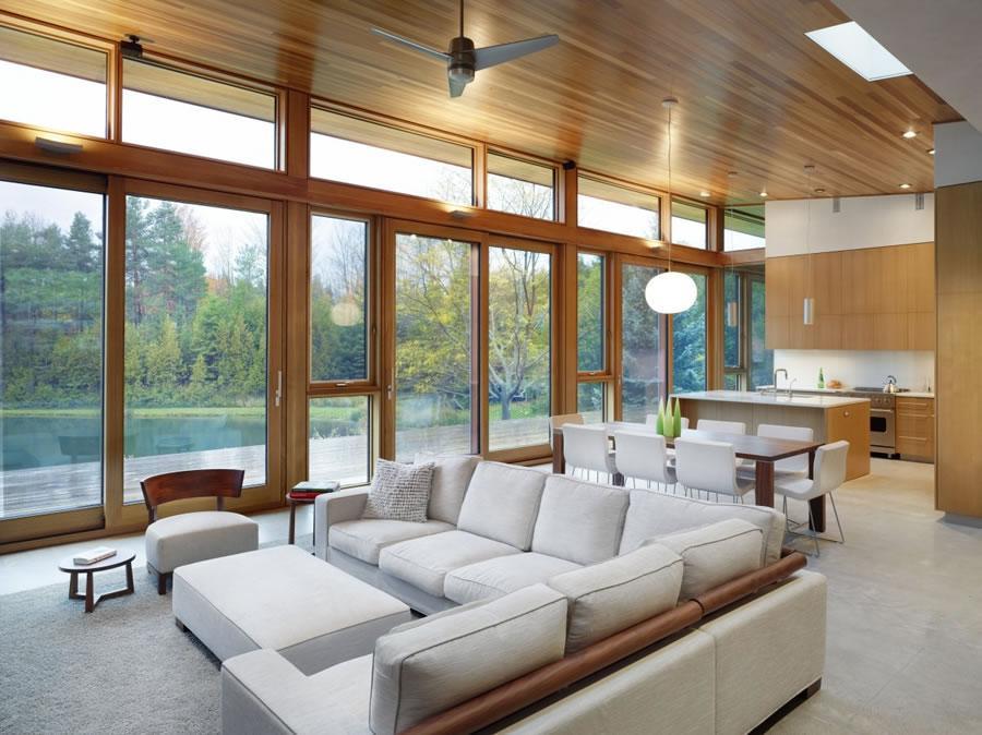 Beautiful Houses: +HOUSE in Canada | Abduzeedo | Graphic Design Inspiration and Photoshop Tutorials