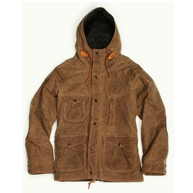 Monitaly Waxed Parka discount sale voucher promotion code | fashionstealer
