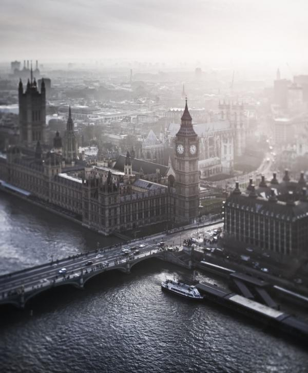 Cityscape Photography by Alisdair Miller | Cuded
