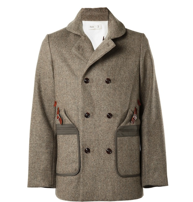 Folk Wool Overcoat discount sale voucher promotion code | fashionstealer