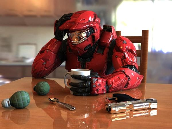 guns,coffee guns coffee halo master chief spoons red suit grenade cup 1600x1200 wallpaper – Coffee Wallpaper – Free Desktop Wallpaper