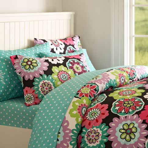 Camilla Floral Duvet Cover & Pillowcases | PBteen