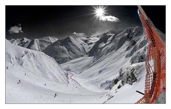 Alpine Skiing: Photo by Photographer Zbigniew Biejat - photo.net
