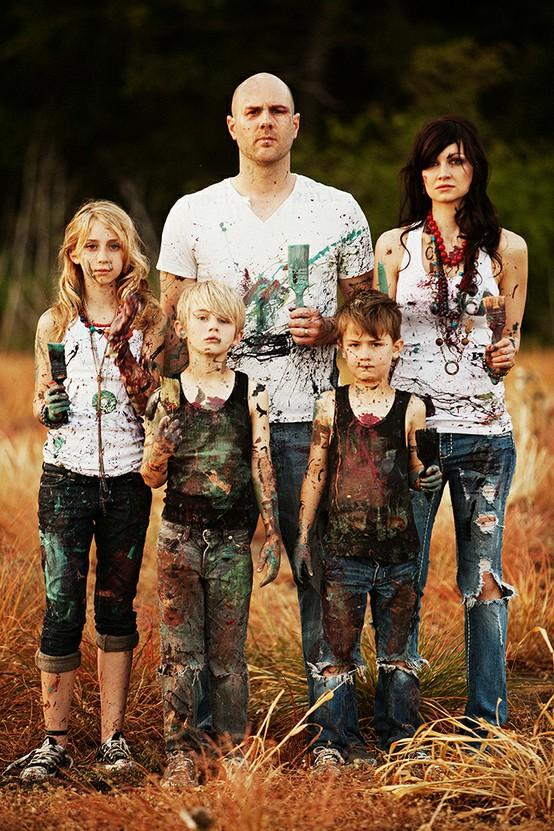 Someday / awesome family portrait