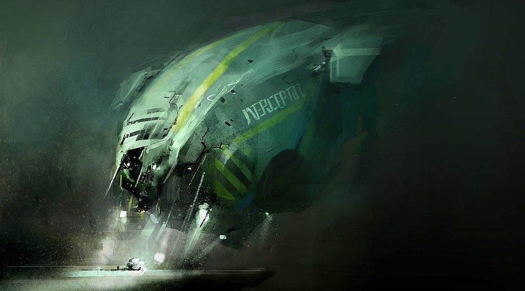 Interceptor by *Gryphart