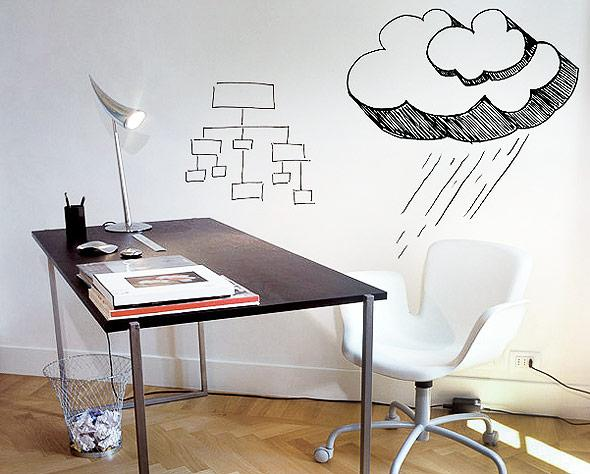 Turn Any Surface Into A Whiteboard – get addicted to ... DAILY MIX OF CREATIVE CULTURE