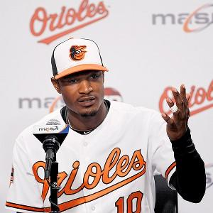 Adam Jones signs largest contract in Baltimore Orioles history - ESPN