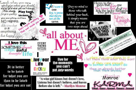 About Me Quotes Quote Images, Graphics & Pictures - Facebook