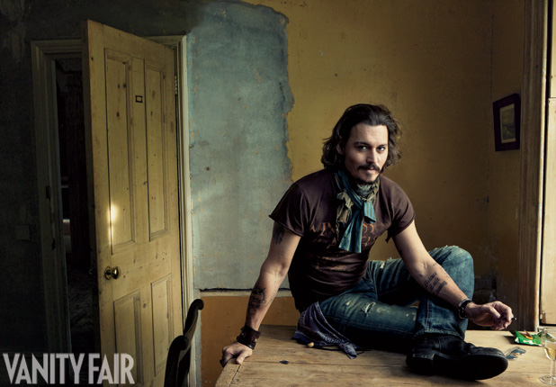 The Crowded Mind of Johnny Depp | Hollywood | Vanity Fair