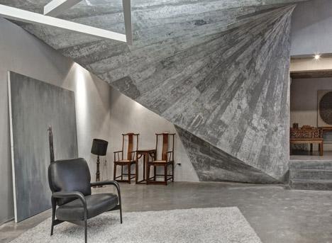 Dezeen » Blog Archive » Tea House by Archi-Union
