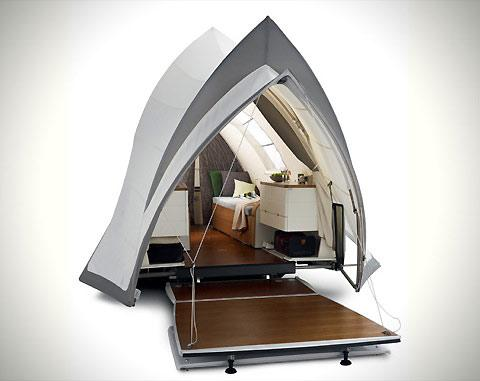 Luxury camper trailer lets you camp in suite-like comfort — Lost At E Minor: For creative people