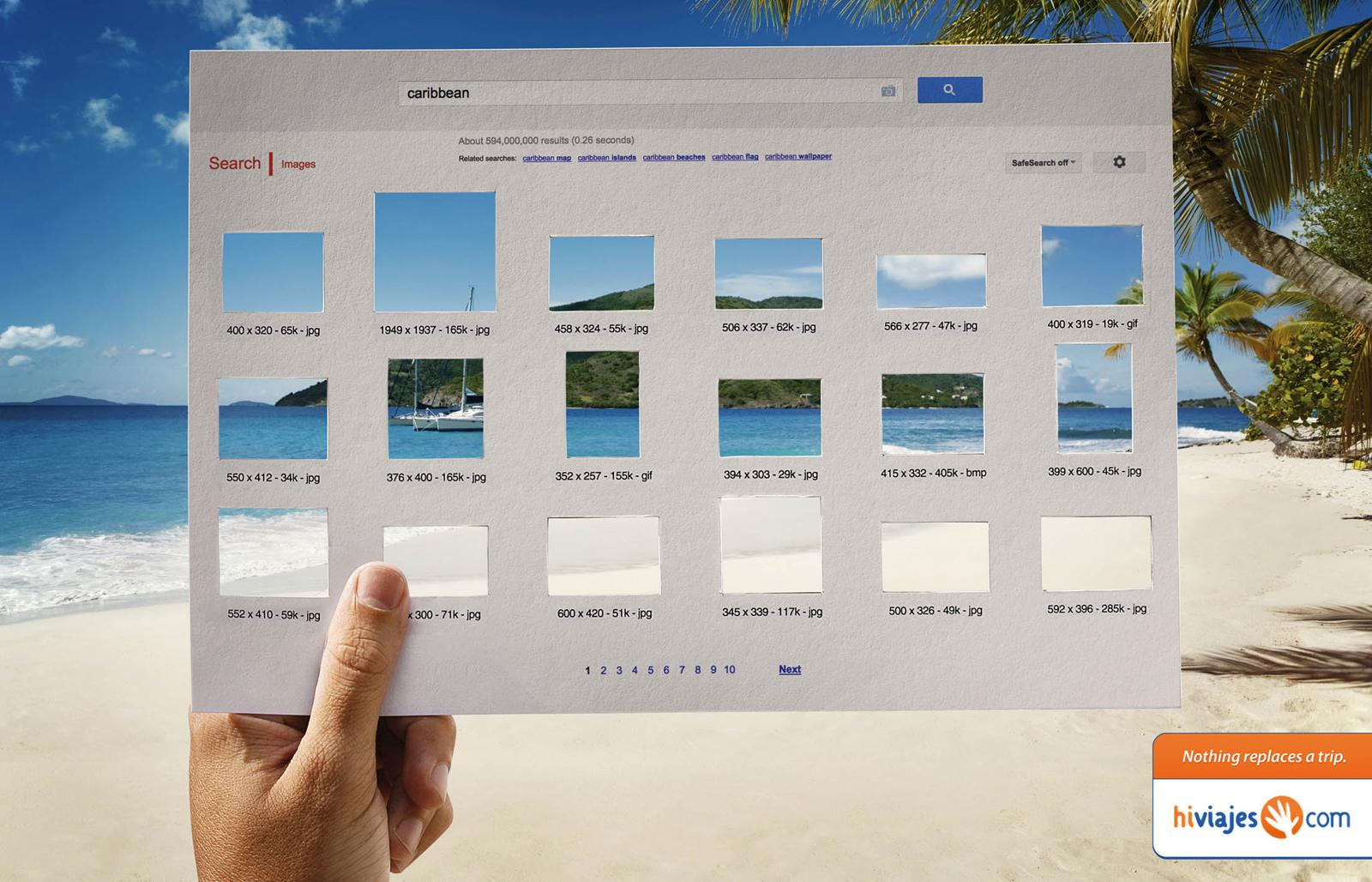Hi Viajes: Google | Ads of the World™