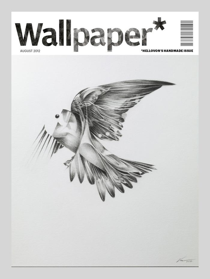 Creative Review - Wallpaper*'s handmade custom covers