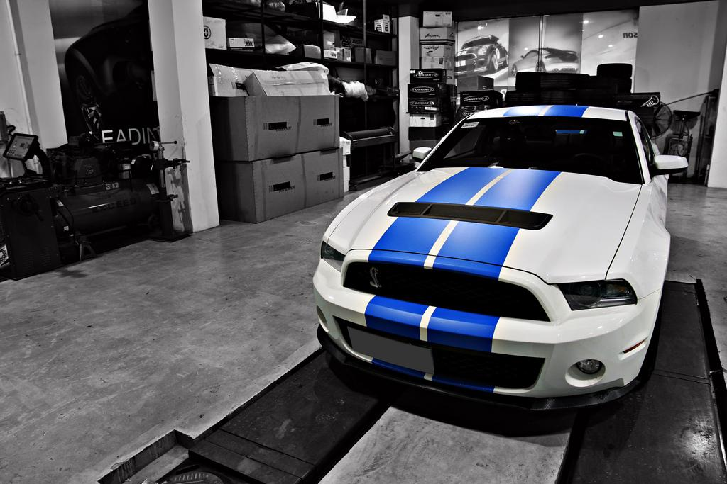 Shelby Mustang GT500 | Flickr - Photo Sharing!