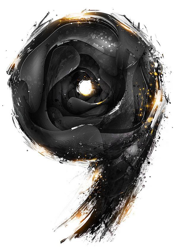 Insane New Works of Rik Oostenbroek   Abduzeedo   Graphic Design Inspiration and Photoshop Tutorials