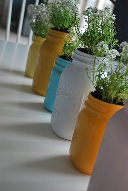 10 Things to Do with Mason Jars Besides Store Stuff