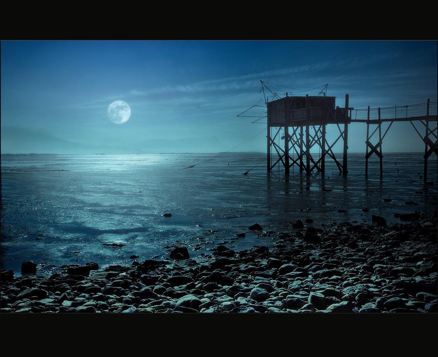 Moonshine | Landscape photos