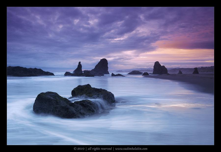 Bandon Rush | Landscape photos