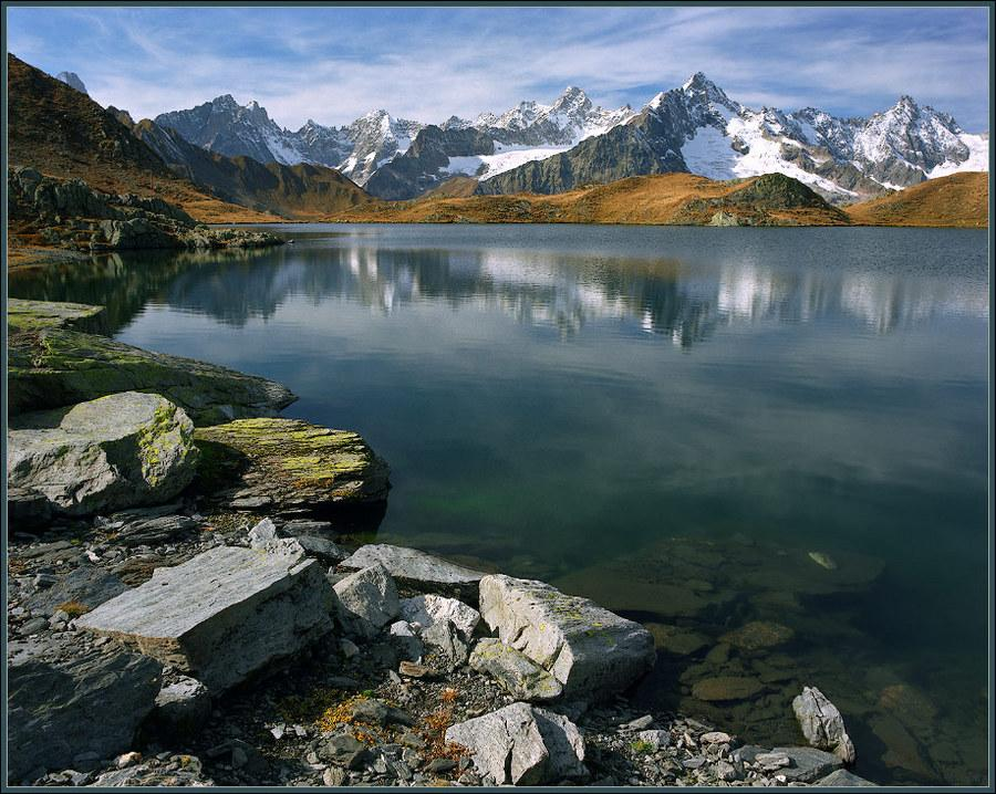 green pearl of the alpes   Landscape photos